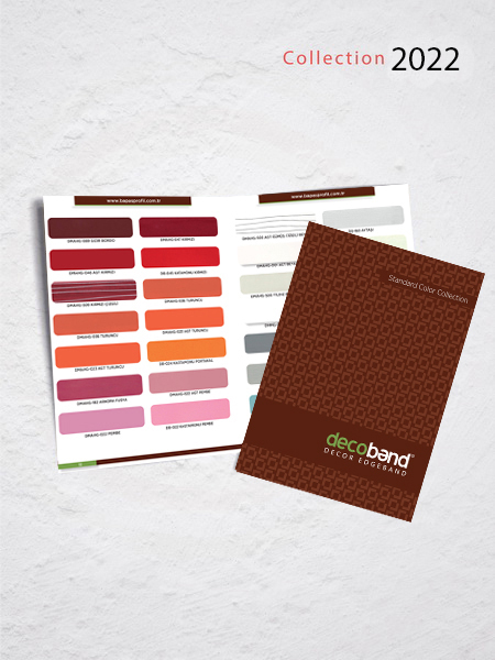 Edgeband Color Collection