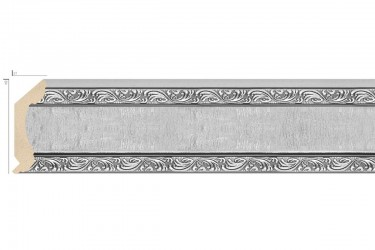 AB-1102 Artistic Ceiling Moulding