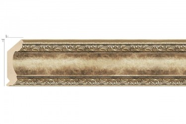 AB-1104 Artistic Ceiling Moulding