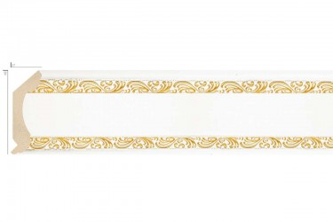 AB-1105 Artistic Ceiling Moulding
