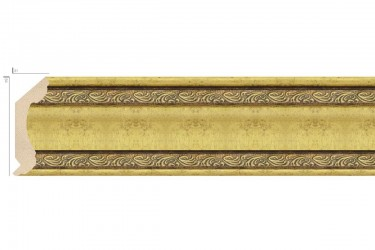 AB-1111 Artistic Ceiling Moulding