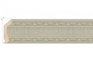AB-1115 Artistic Ceiling Moulding