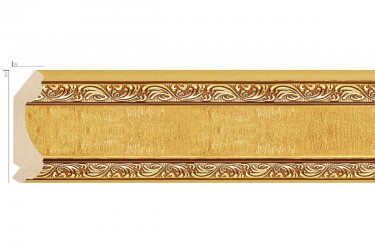 AB-1201 Artistic Ceiling Moulding