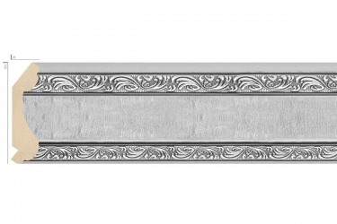 AB-1202 Artistic Ceiling Moulding