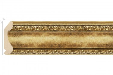 AB-1203 Artistic Ceiling Moulding