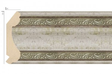 AB-1212 Artistic Ceiling Moulding