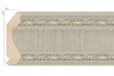 AB-1215 Artistic Ceiling Moulding