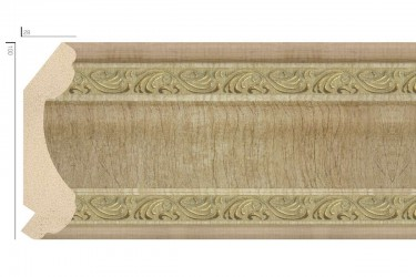 AB-1216 Artistic Ceiling Moulding